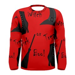 Witch supplies  Men s Long Sleeve Tee