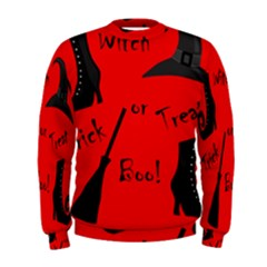Witch Supplies  Men s Sweatshirt