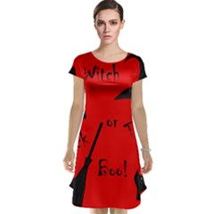Witch supplies  Cap Sleeve Nightdress