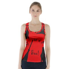 Witch supplies  Racer Back Sports Top