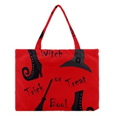 Witch Supplies  Medium Tote Bag