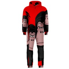 Gorillas Hooded Jumpsuit (Men)
