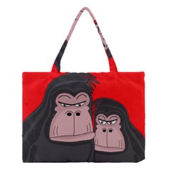 Gorillas Medium Tote Bag