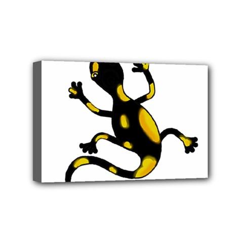 Lizard Mini Canvas 6  x 4