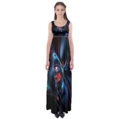 Wallpapersxl Alcoholic Empire Waist Maxi Dress