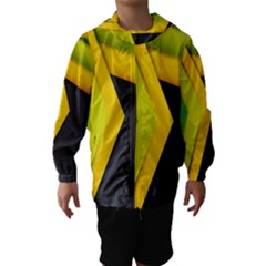Your Resolution Hooded Wind Breaker (Kids)