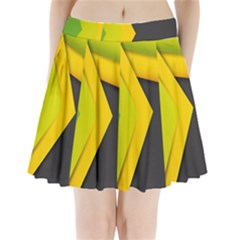 Your Resolution Pleated Mini Skirt
