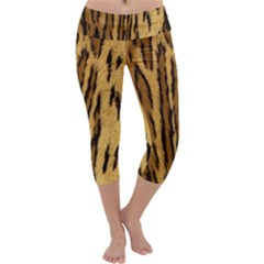 Wildlifesafrica Capri Yoga Leggings