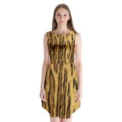 Wildlifesafrica Sleeveless Chiffon Dress