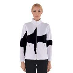 Doberman Pinscher Silo Black Winterwear
