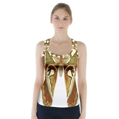 Butterfly Animal Insect  Racer Back Sports Top
