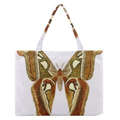 Butterfly Animal Insect  Medium Zipper Tote Bag