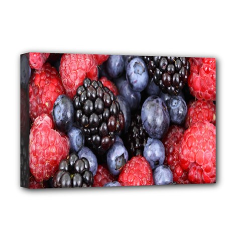 Forest Fruit Deluxe Canvas 18  x 12