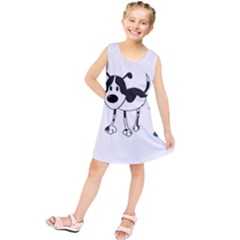 My cute dog Kids  Tunic Dress