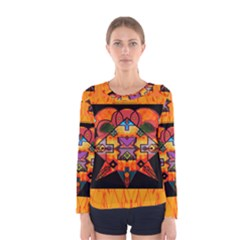 Clothing (20)6k,kk Women s Long Sleeve Tee