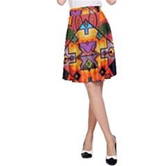 Clothing (20)6k,kk A Line Skirt