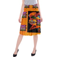 Clothing (20)6k,kk Midi Beach Skirt