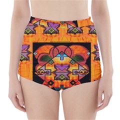 Clothing (20)6k,kk High Waisted Bikini Bottoms