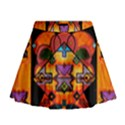 Clothing (20)6k,kk Mini Flare Skirt View1