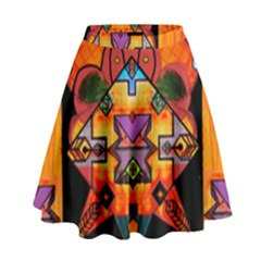 Clothing (20)6k,kk High Waist Skirt