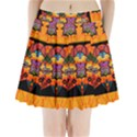 Clothing (20)6k,kk Pleated Mini Skirt View1