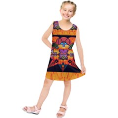 Clothing (20)6k,kk Kids  Tunic Dress