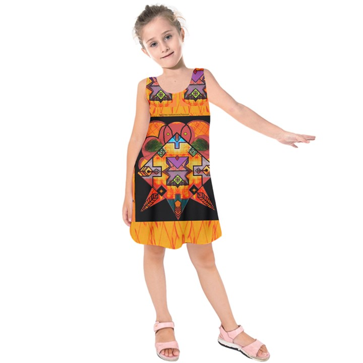 Clothing (20)6k,kk Kids  Sleeveless Dress