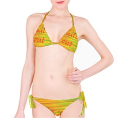 Chill out Bikini Set