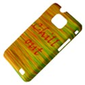 Chill out Samsung Galaxy S II i9100 Hardshell Case (PC+Silicone) View4