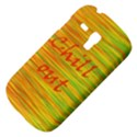 Chill out Samsung Galaxy S3 MINI I8190 Hardshell Case View4