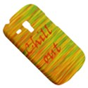 Chill out Samsung Galaxy S3 MINI I8190 Hardshell Case View5