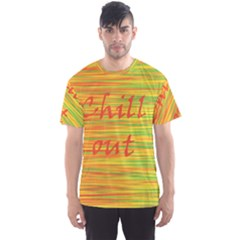 Chill out Men s Sport Mesh Tee