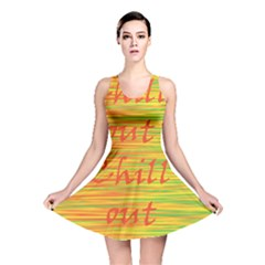 Chill Out Reversible Skater Dress