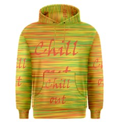 Chill out Men s Pullover Hoodie