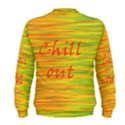 Chill out Men s Sweatshirt View2