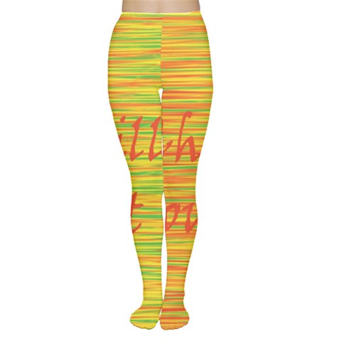 Chill out Women s Tights