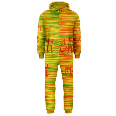 Chill out Hooded Jumpsuit (Men)