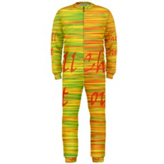 Chill out OnePiece Jumpsuit (Men)