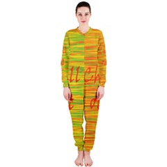 Chill out OnePiece Jumpsuit (Ladies)