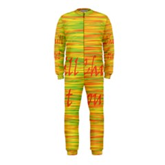 Chill Out Onepiece Jumpsuit (kids)