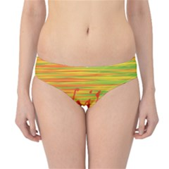 Chill Out Hipster Bikini Bottoms
