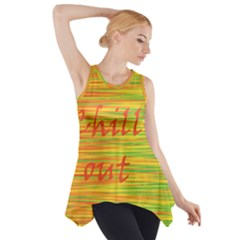 Chill Out Side Drop Tank Tunic