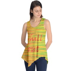 Chill Out Sleeveless Tunic