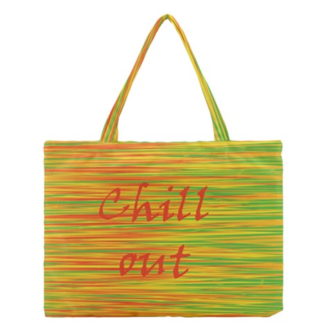 Chill out Medium Tote Bag