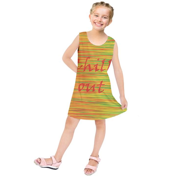 Chill out Kids  Tunic Dress
