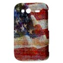 Grunge United State Of Art Flag HTC Wildfire S A510e Hardshell Case View3