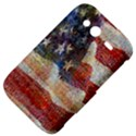 Grunge United State Of Art Flag HTC Wildfire S A510e Hardshell Case View4