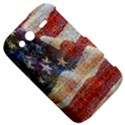 Grunge United State Of Art Flag HTC Wildfire S A510e Hardshell Case View5