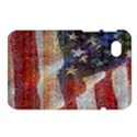 Grunge United State Of Art Flag Samsung Galaxy Tab 7  P1000 Hardshell Case  View1