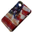 Grunge United State Of Art Flag Samsung Galaxy Tab 7  P1000 Hardshell Case  View4